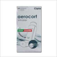 Beclometasone and Levosalbutamol Inhaler