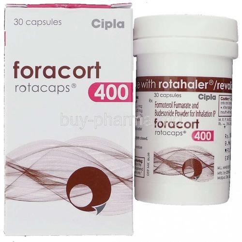 Formoterol and Budesonide rotacap