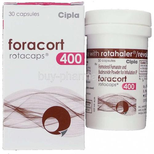 Formoterol and Budesonide rotacap
