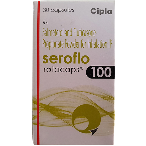 Salmeterol and Fluticasone propionate Rotacaps
