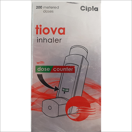 Tiotropium Bromide Monohydrate Inhaler