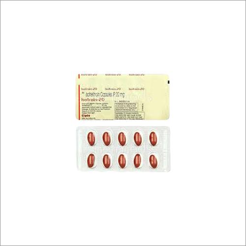 Isotroin 20 capsule