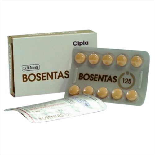 Bosentas 125 Tablet