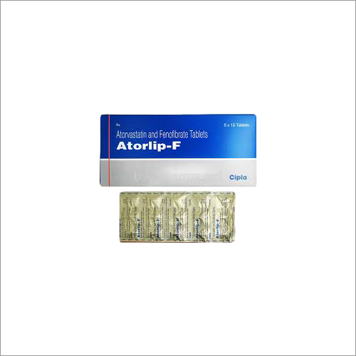 Atorvastatin and Fenofibrate