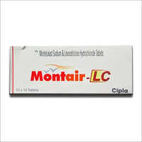 Montelukast and Levocetirizine