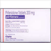 Pirfenedone tablet
