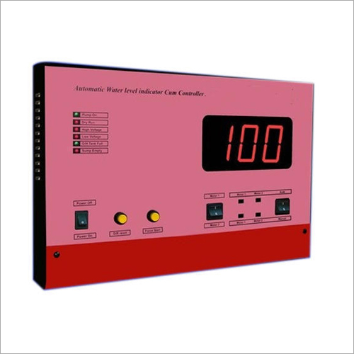 Digital Seven Segment Water Level Indicator