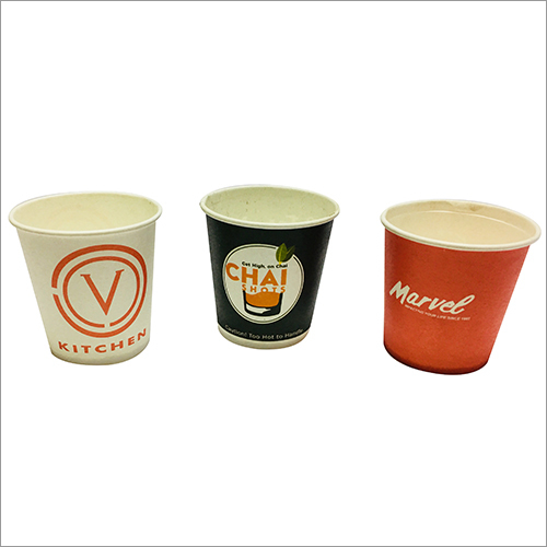 130 ml Customized Disposable Cup