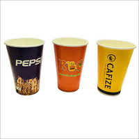450 ml Printed Paper Glass