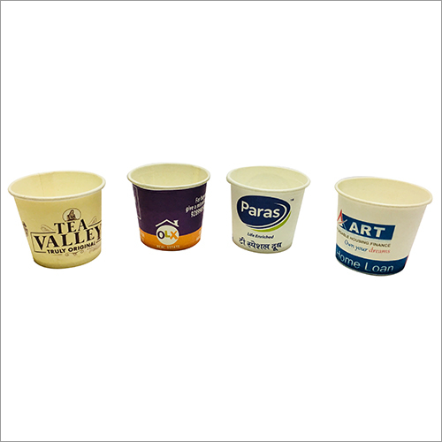 100 ml Customized Paper Cup
