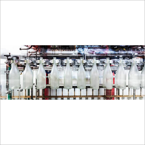 Glass Bottle Coating Service