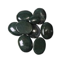 Natural Energised Stone Bloodstone Cabochon For Spirituality & Peace of Mind & Self Confidance