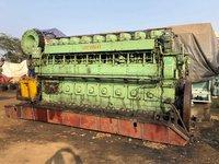 Mak 9M453 Marine Engine