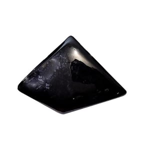 Natural Energised Stone Hematite Cabochon For Spirituality & Peace of Mind & Self Confidance