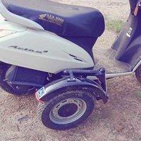 activa side wheel
