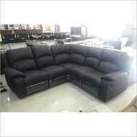 Black Color Sofa Set