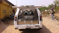 Mortuary Van