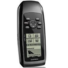 GARMIN 12H Handheld Navigation Device