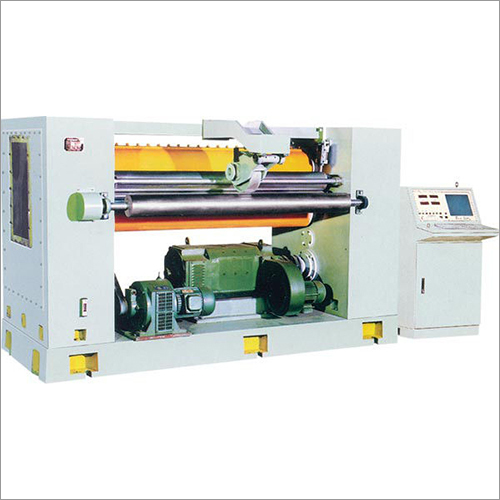 Corrugated Cardboard Machine