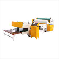 Reel Paper Slitting Sheet Cutter Machine