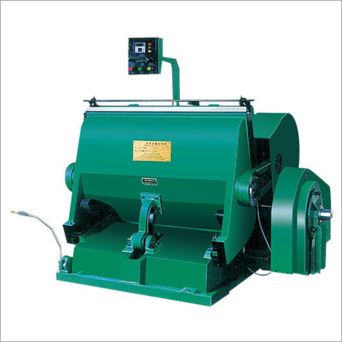 Corrugated Carton Box Die Cutting Machine