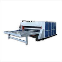 Automatic Corrugated Paperboard Printing Machine
