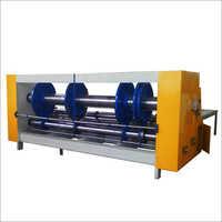 Corrugated Cardboard Rotary Creaser Slotter Machine