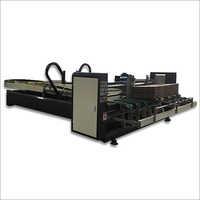Automatic Carton Folding And Gluing Machine