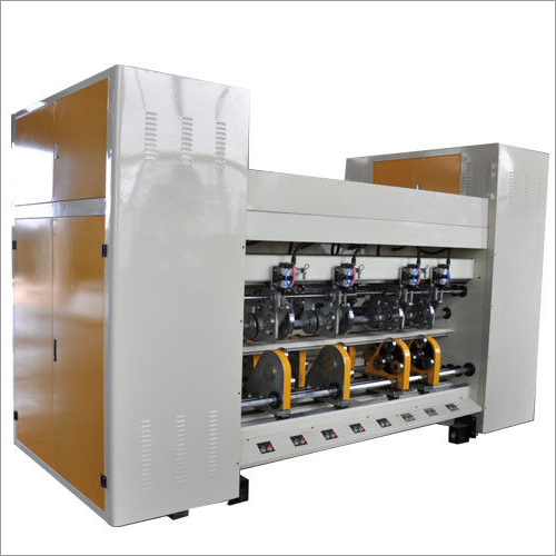 Composed Thin Blade Slitter Scorer Machine