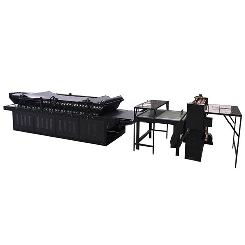 Manual Flute Laminating Machine