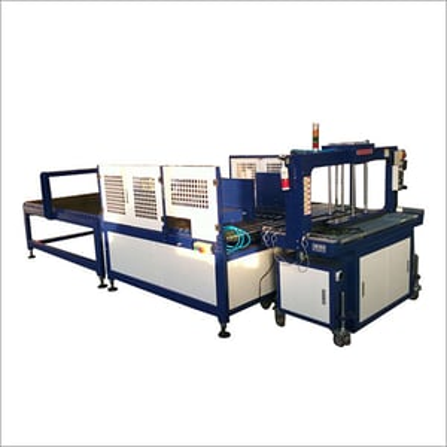 Automatic Cartons Bunding Machine