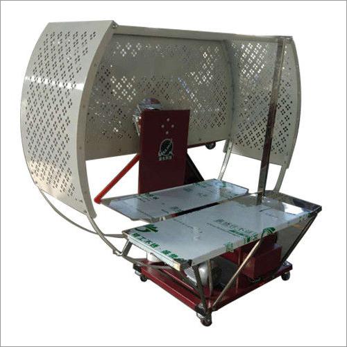 Corrugated Paper Box Tying Wrapping Machine