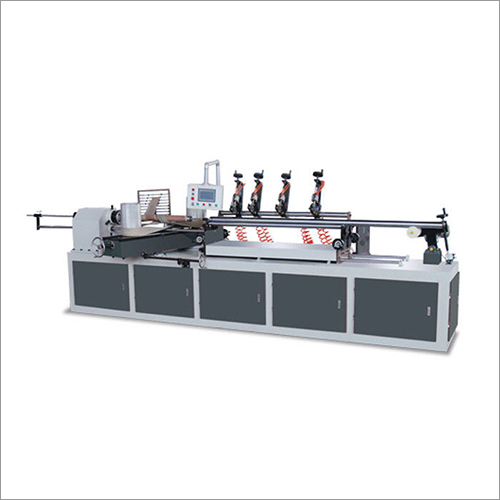 Multi Knife Paper Core Pipe Making Machine