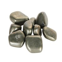 Natural Energised Pyrite Tumble stone