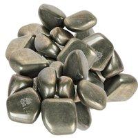 Natural Energised Pyrite Tumble stone