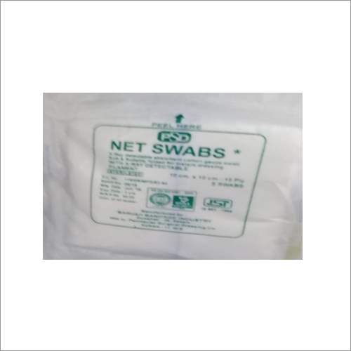 Cotton Gauze Swab