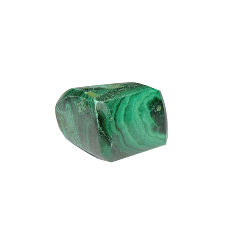 Natural Energised Malachite Tumble Stone (