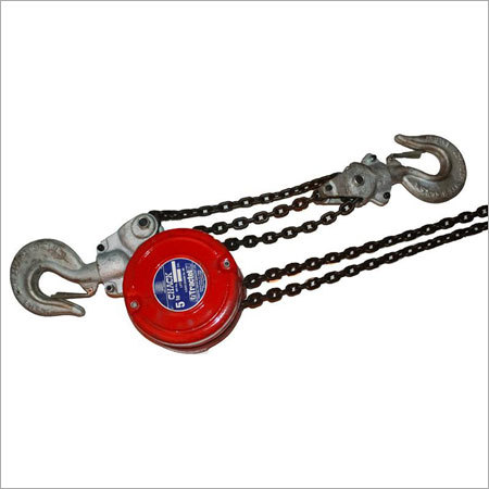 5 Ton Chain Pulley Block