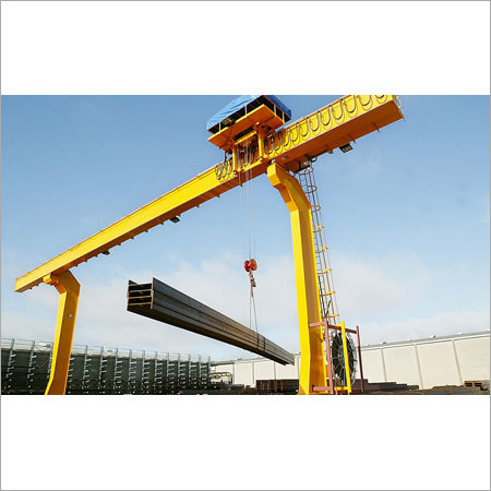 Gantry Goliath Cranes