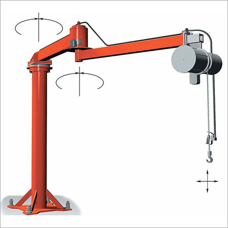 Power Jib Cranes