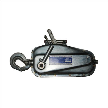 Manual Cable Pulling Lifting Machine