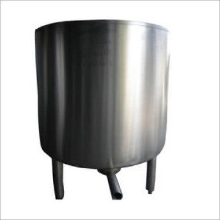 Milk Storage Tank