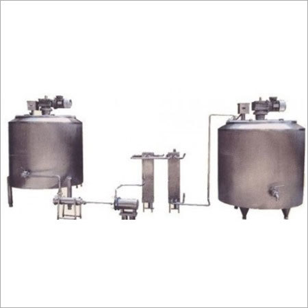 Mini Pasteurizer Plant