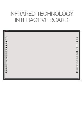 Interactive Board (IWB)- Digital Board for Classroom & Office