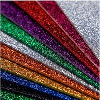 Craft Villa EVA Fom A2 Glitter Sheet