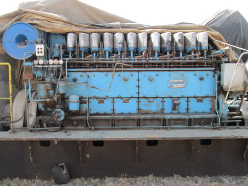 Stork 6FHD 240-G Marine Engine Year 2006