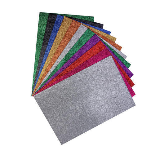 Craft Villa EVA Foam A5 Glitter Sheet