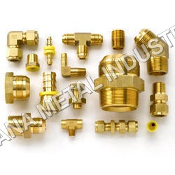 Brass Ferrule Fittings