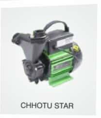 Kirloskar Chhotu Star Self Priming Domestic Pump