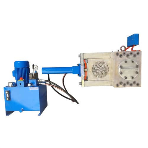 Automatic Hydraulic Screen Changer
